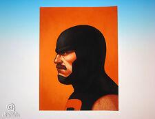 Puck Mondo Mike Mitchell Portrait Print Marvel Comics Alpha Flight Giclee Proof