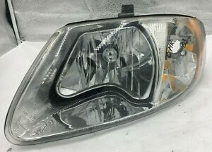 Chrysler Voyager Caravan T&C 2001-2007 front headlight left side 3341103 #455