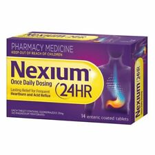 Nexium 20Mg 24 Hour Lasting Relief for Heartburn - 14 Tablets