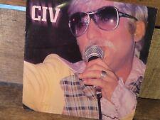 """CIV Secondhand Superstar 7"""" Vinyl 1998"""