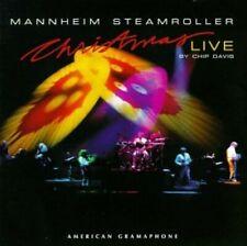 CHRISTMAS LIVE CD - Mannheim Steamroller - EACH CD $2 BUY AT LEAST 4 2012-08-14
