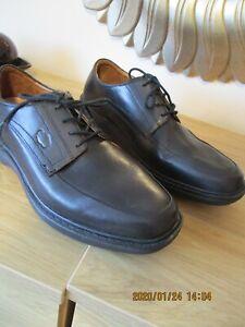 Padders DAWLISH Homme CUIR VÉRITABLE Largeur H//K Fit toucher près d/'été chaussures de tabac