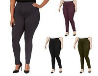 Style & Co Women's Plus Size Seamed Ponte Leggings - Select a size/color