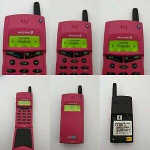 CELLULARE ERICSSON T10 GSM SIM FREE DEBLOQUE UNLOCKED 2