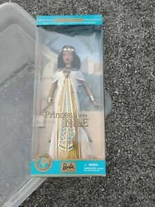 Barbie  Princess of the Nile  2001 Mattel Dolls of the World Collection