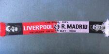 Liverpool V Real Madrid, Liga de Campeones de Bufanda final, Kiev, 26th, 2018 de mayo.