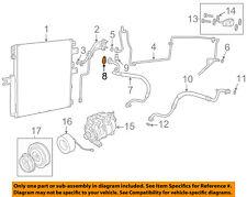 CHRYSLER OEM A/C AC Condenser/Compressor/Line-Discharge Line Seal 68100680AA