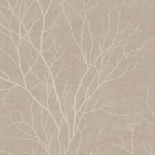 Rasch Twig Tree Branch Pattern Wallpaper Modern Non Woven Textured Forest Motif