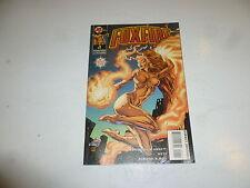 FOXFIRE Comic - Vol 1 - No 1 - Date 02/1996 - Malibu Comics