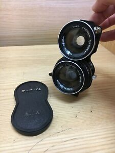 Near Mint Mamiya Sekor 55mm F/4.5 TLR Wide Angle Lens for C22 33 220 330 / JPN