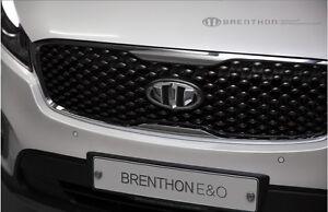 Brenthon 2G Grill Trunk Wheel Cap Steering Wheel Emblem For 16+ Kia Sorento 7ea