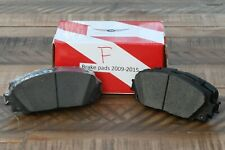 Toyota Prius 1.8 Hybrid Front Brake Pads set, shoes, disc 2009-2015 - Brakes set