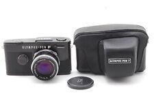 [N MINT] Olympus Pen FT Black Film Camera w/ G.Zuiko Auto-S 40mm F1.4 From JAPAN