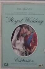 The Royal Wedding Celebration - Prince William & Kate Middleton - DVD
