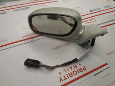 Late 2004-2011 Lincoln Town Car Driver Left Power Memory Mirror Paint Code G4
