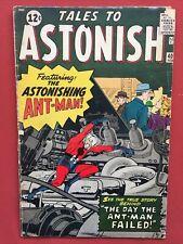 Marvel Tales to Astonish # 40 Antman