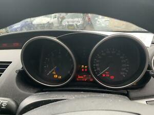 2006 2007 2008 2009 MAZDA 3 INSTRUMENT CLUSTER, PETROL, 2.0, AUTO T/M, 151112KMS