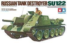 Tamiya 35093 SU-122 Russian Assault Gun 1:35