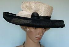 Ladies wedding  hat by FIRST AVENUE .