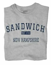 Sandwich New Hampshire NH T-Shirt EST