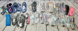 Lot of 31 New Pairs Unisex Assorted Water Shoes in Various Styles & Sizes-BBJ889
