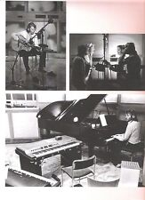 ABBA 'Benny at the keys' magazine PHOTO/Poster/clipping 11x8 inches
