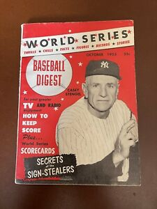 October 1953 Baseball Digest   2