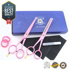 Scissor Kit Home Salon Hair Dressing Sharp Edge Texturizing Teeth Barber Shear