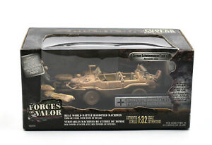 German Schwimmwagen 166 Normandy 44  Forces of Valor véhicule militaire 1:32