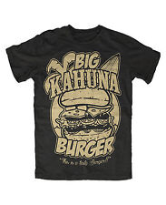 Big Kahuna Burger M2 T-Shirt Jules Winnfield Tarantino Pulp Fiction Movie