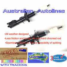 1 Pair Brand New Front Struts for Hyundai Getz Shock Absorbers 9/02-2011