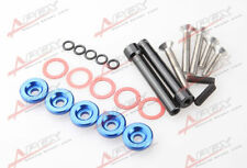 BLUE Valve Cover Washers For  D-Series D16 D16Y Honda Civic 5 PACK