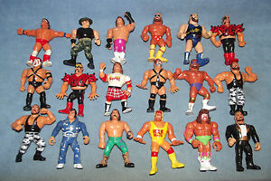 HASBRO CLASSICS WF WCW WWE WRESTLING FIGURES 90S COLLECTION CHOOSE 1