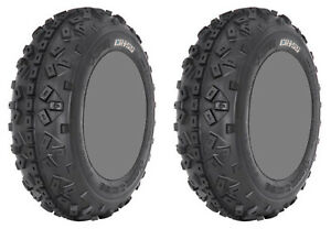 Pair 2 Maxxis Razr Cross 20x6-10 ATV Tire Set 20x6x10 20-6-10