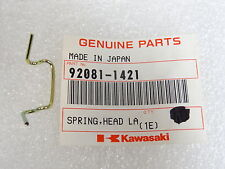 Kawasaki NOS NEW  92081-1421 Head Light Spring KEF KLF KVF KEF300  1987-2004