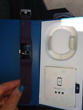 Fitbit Charge 2 - In Original box - Purple Strap