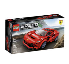 LEGO Speed Champions 76895 Ferrari F8 Tributo Toy Cars Building Kit New! Sealed!