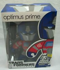 TRANSFORMERS OPTIMUS PRIME Autobots MIGHTY MUGGS VINYL FIGURE TOY NEW