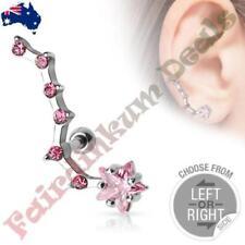 Lobe Bar/Barbell Body Piercing Jewellery
