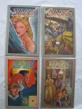 WILD CARDS :COMPLETE PRESTIGE 4 ISSUE EPIC/MARVEL 1990 SERIES. GEORGE R R MARTIN