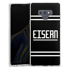 Samsung Galaxy Note 9 Silikon Hülle Case - Eisern 2 Union Berlin