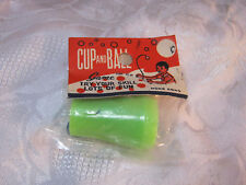 Cup and Ball vintage toy premium carnival prize