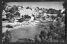 Posted 1956: View of Cala Mayor Beach, Palma, Mallorca