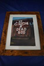 Dead Bod Hull Framed Print Local Artist