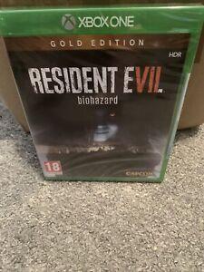 Resident Evil 7 Biohazard (Xbox One, 2017)