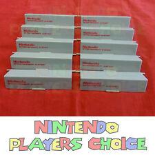 10 Brand New Nintendo NES Door -  Replacement Repair Part - Fast Shipping