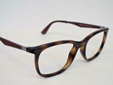Authentic Ray Ban RB 7078 2012 Tortoise Brown Gunmetal Eyeglasses Frame $223*