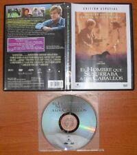 El hombre que susurraba a los caballos (The Horse Whisperer)[DVD] Robert Redford