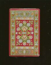 Sealed Deck Congress Floral Design Playing Cards Revenue Stamp