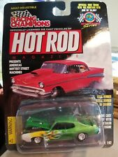 RACING CHAMPIONS HOT ROD MAGAZINE '69 PONTIAC GTO 1.62 SCALE SPECIAL 1997 ISSUE